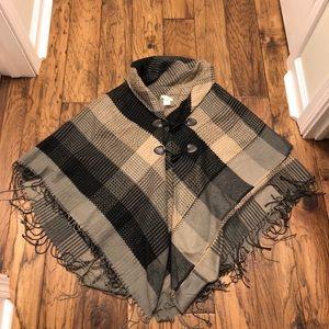 Jackets & Blazers - Poncho
